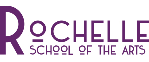 Rochelle school of the arts logo